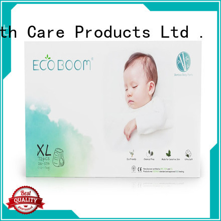 ECO BOOM package of diapers price company
