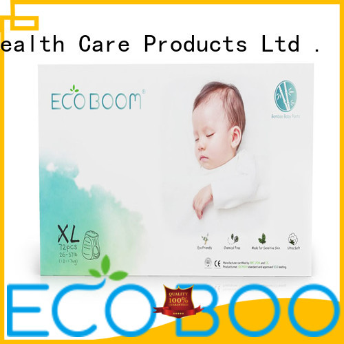 ECO BOOM curity cloth diapers Suppliers