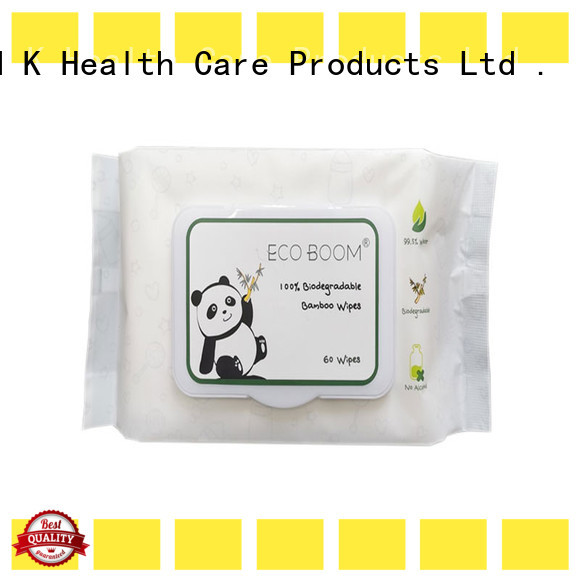 ECO BOOM Latest baby wipes no chemicals for business