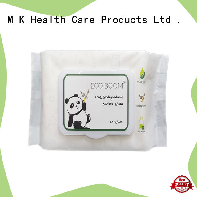 ECO BOOM honest baby wipes ingredients factory