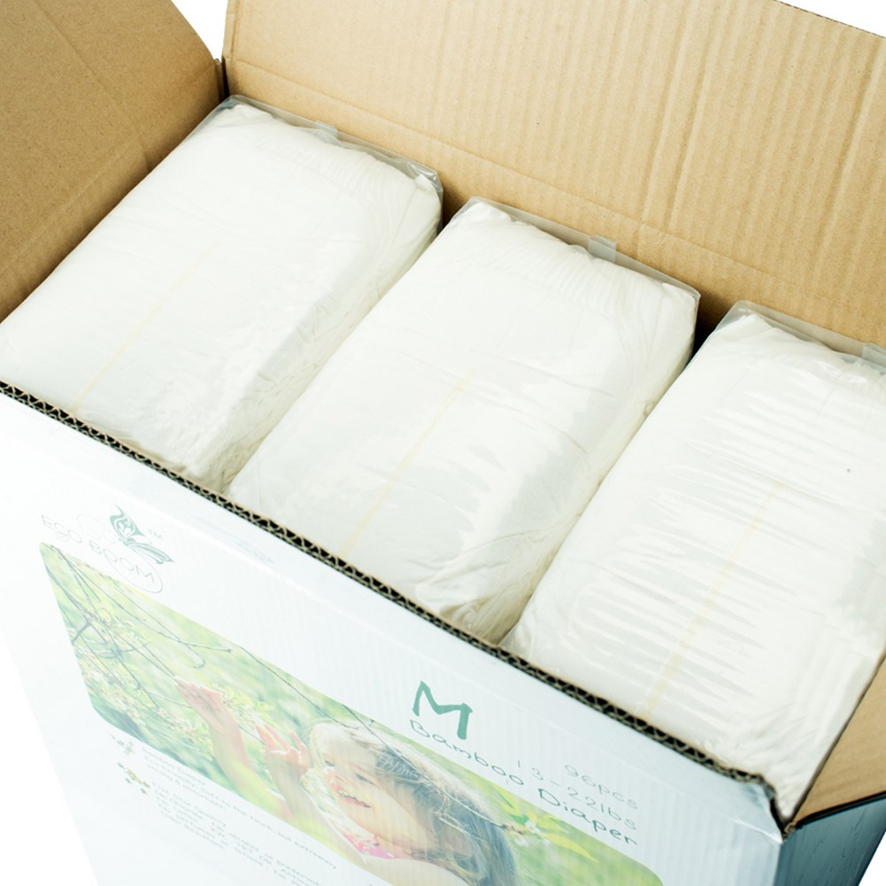 Eco Boom healthiest disposable diapers manufacturers-2