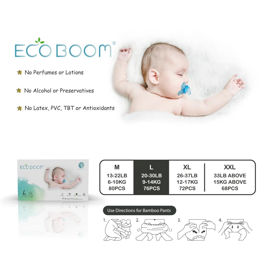 ECO BOOM Bulk Purchase best baby diaper pants factory-1