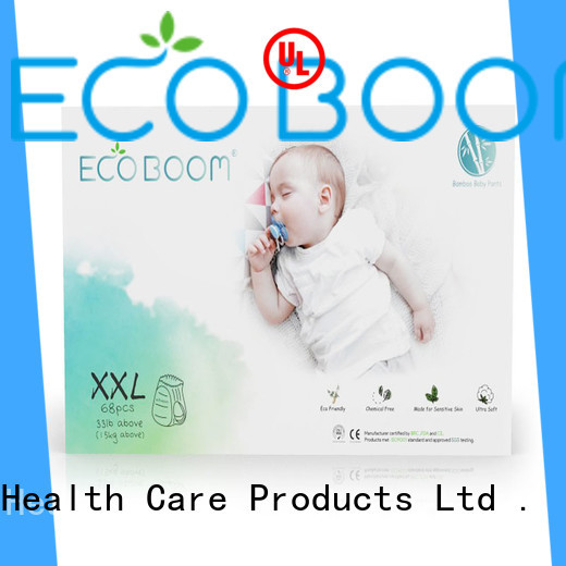 ECO BOOM Latest waterproof cloth diaper covers for business