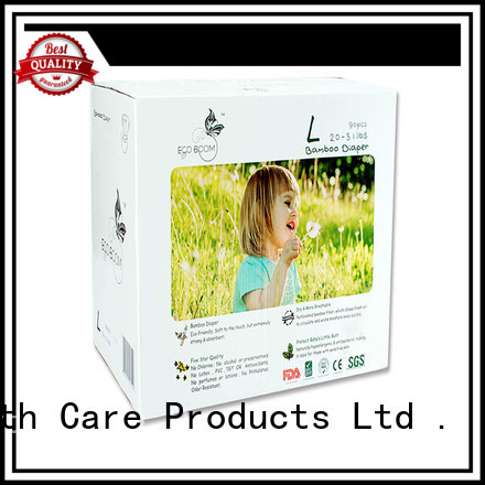 ECO BOOM Custom cheap diapers size 4 manufacturers
