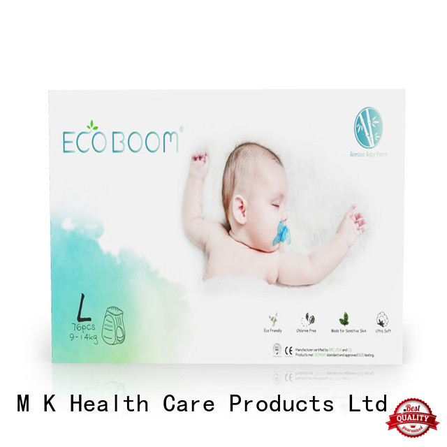 ECO BOOM Latest waterproof diapers Supply