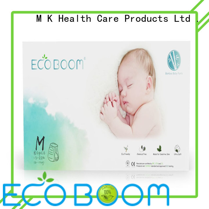 ECO BOOM bulk diaper covers company