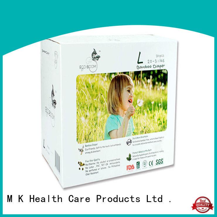 Custom cheap box of diapers company