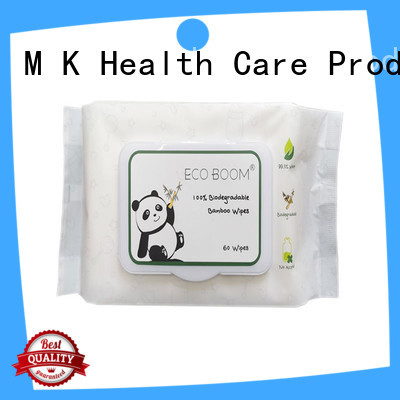 ECO BOOM bamboo wipes baby Supply