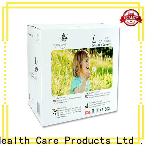 ECO BOOM low cost baby diapers manufacturers