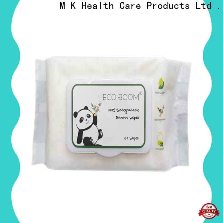 ECO BOOM New baby wipes without phenoxyethanol Suppliers