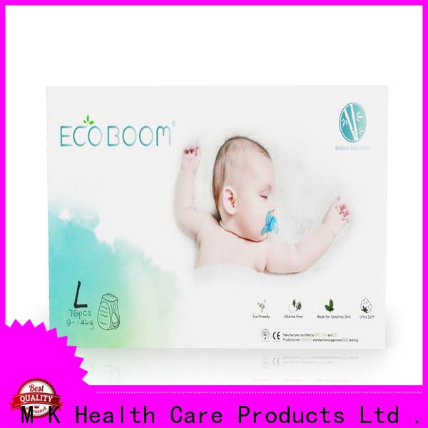 ECO BOOM Custom elephant diaper cover factory