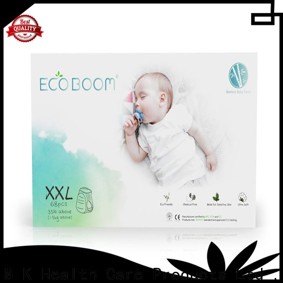 ECO BOOM baby waterproof nappy covers company