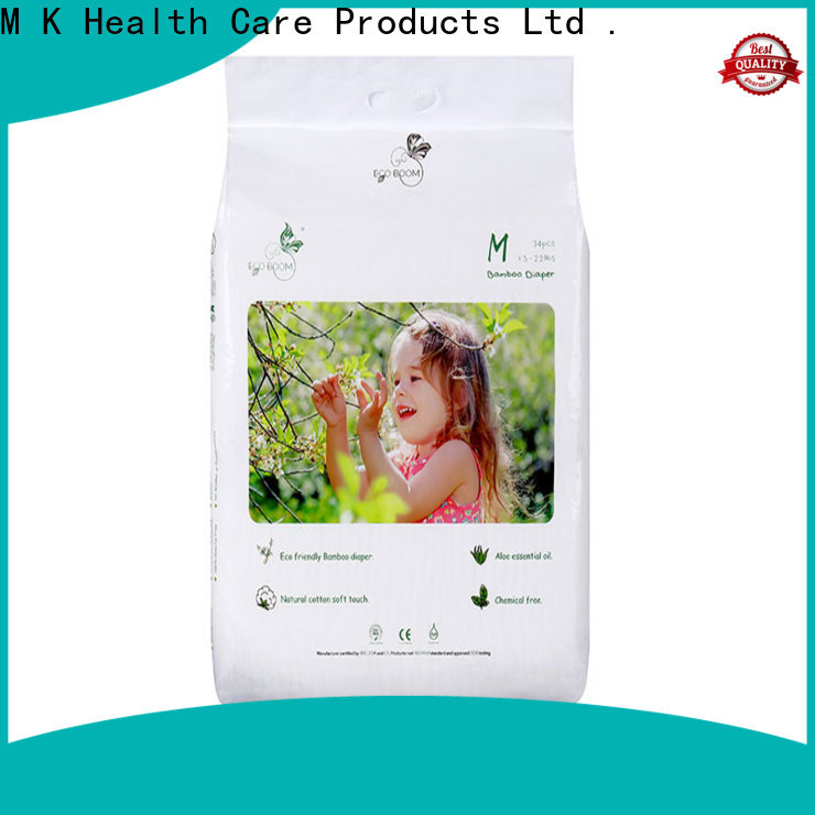 ECO BOOM High-quality cheap box of diapers factory