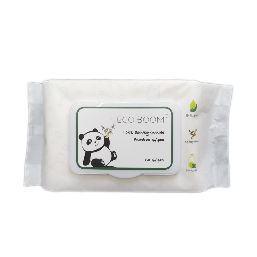 biodegradable flushable baby wipes