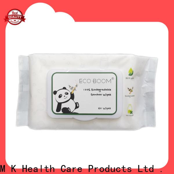 ECO BOOM Latest baby bath wipes factory