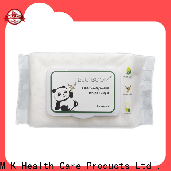ECO BOOM Latest baby bath wipes factory
