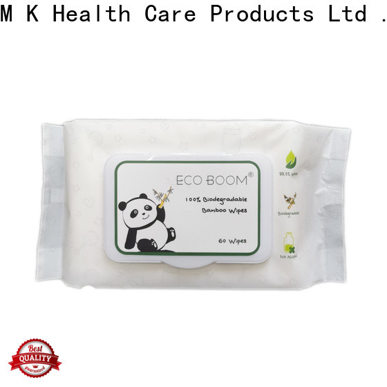 ECO BOOM New safest baby wipes australia manufacturers
