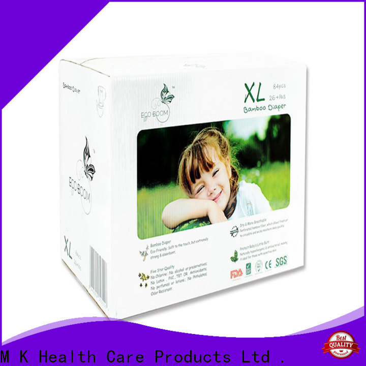 ECO BOOM Best size 4 diapers Suppliers