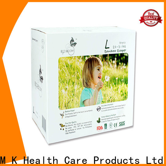 ECO BOOM Custom diaper offer today manufacturers