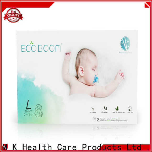 ECO BOOM baby diaper wraps factory