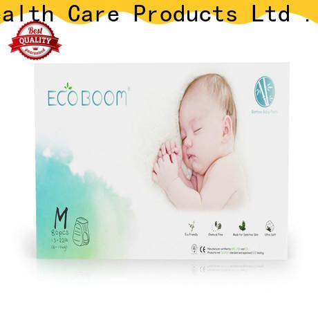 ECO BOOM black diaper cover for business