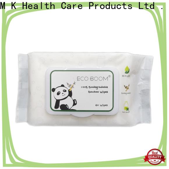 ECO BOOM best eco friendly wipes company