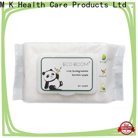 ECO BOOM best eco friendly wipes company
