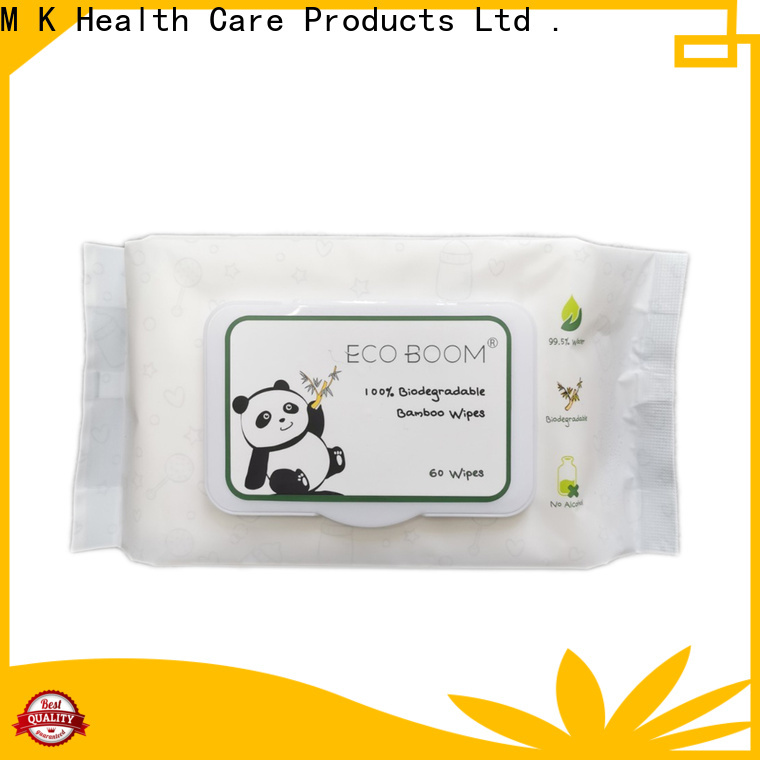 Custom baby life brand wipes Supply
