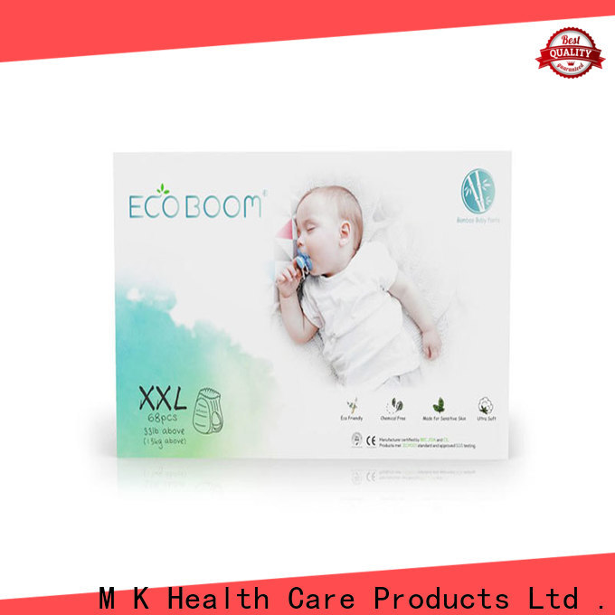 ECO BOOM hemp cloth diapers manufacturers