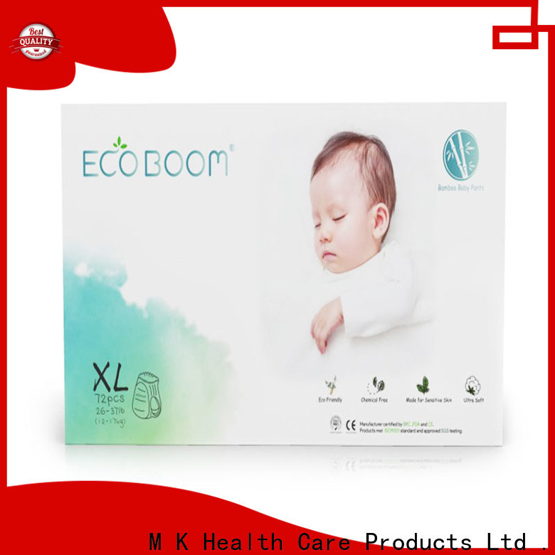 ECO BOOM disposable cloth diapers manufacturers