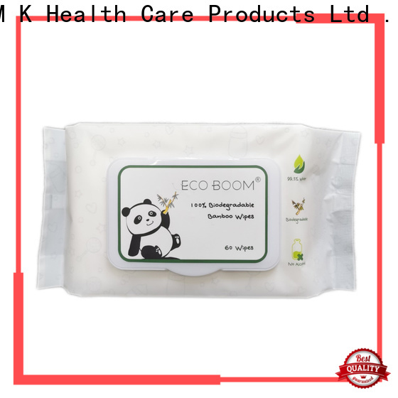 ECO BOOM alcohol free baby wipes factory