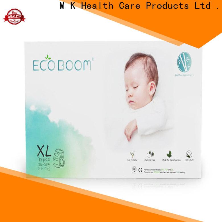 ECO BOOM New toddler girl diaper cover company