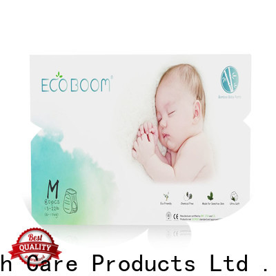 ECO BOOM New easy up diapers for business