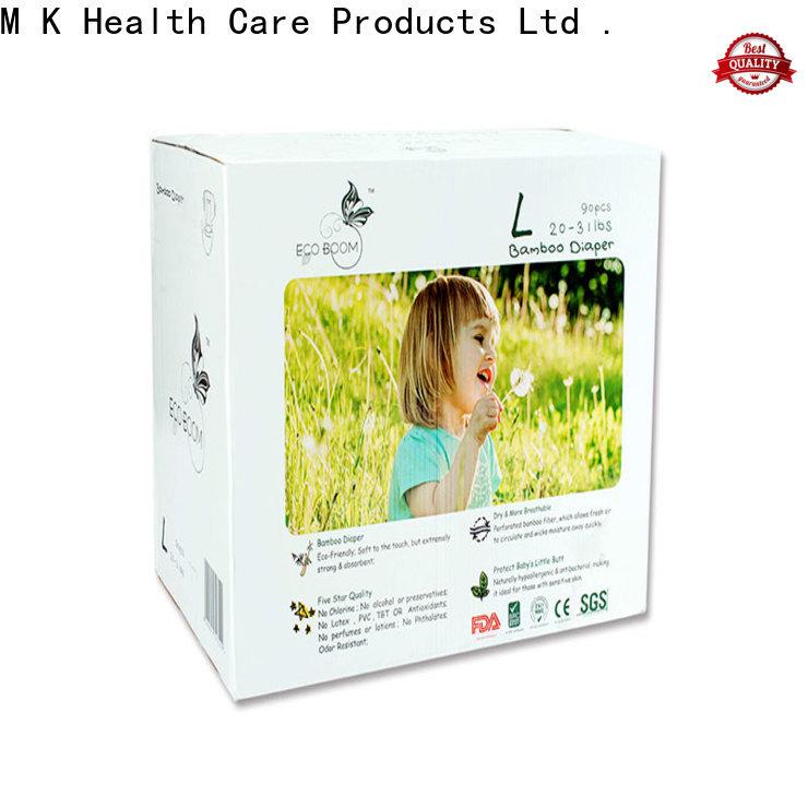 ECO BOOM small box of diapers company