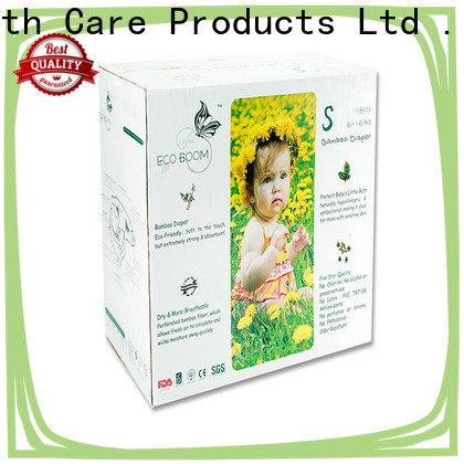 ECO BOOM High-quality diapers for sale cheap factory