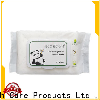 Custom alcohol free baby wipes factory