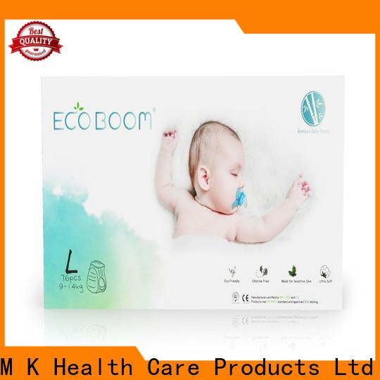 ECO BOOM Bulk Purchase best baby diaper pants factory