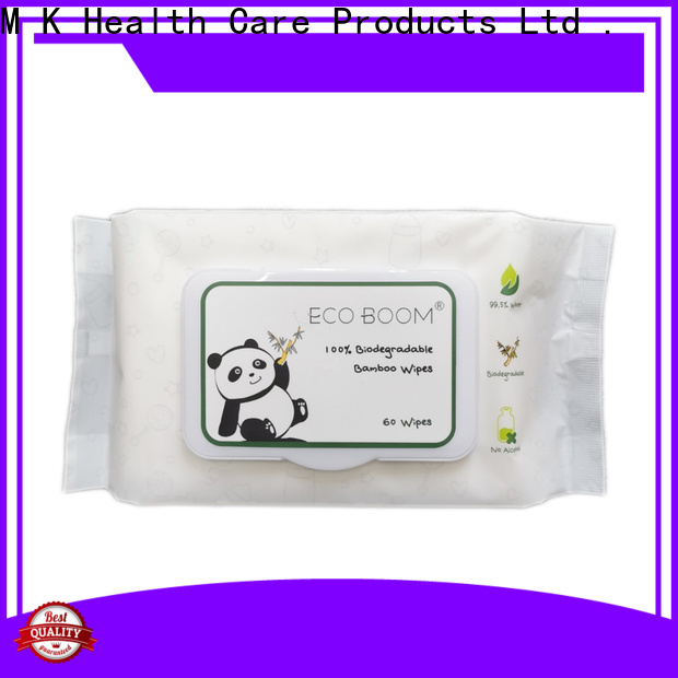ECO BOOM aleva naturals bamboo wipes partnership