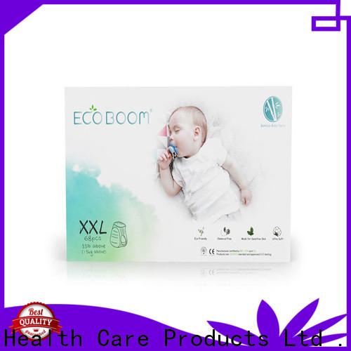 ECO BOOM Custom pull up pants diaper suppliers