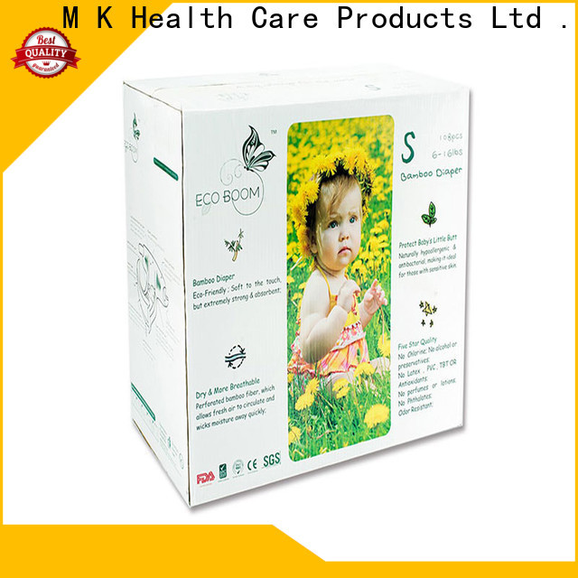 Wholesale maximum discount on diapers company