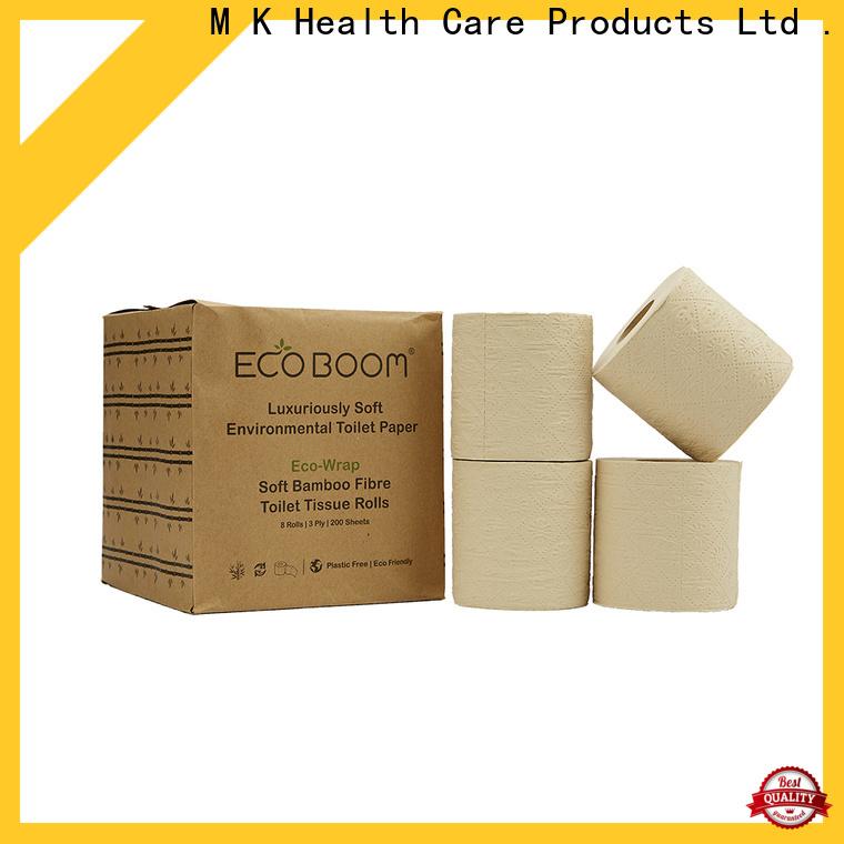 most eco friendly toilet paper