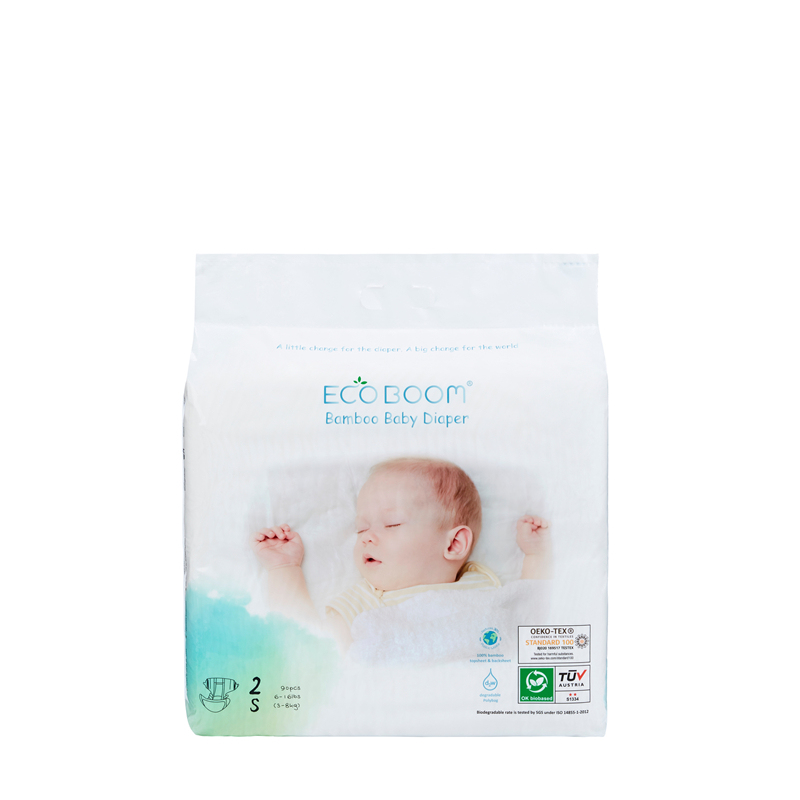 Disposable Baby Diaper Big Pack Infant In Polybag S