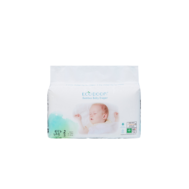 Disposable Baby Diaper Small Pack Infant In Polybag S