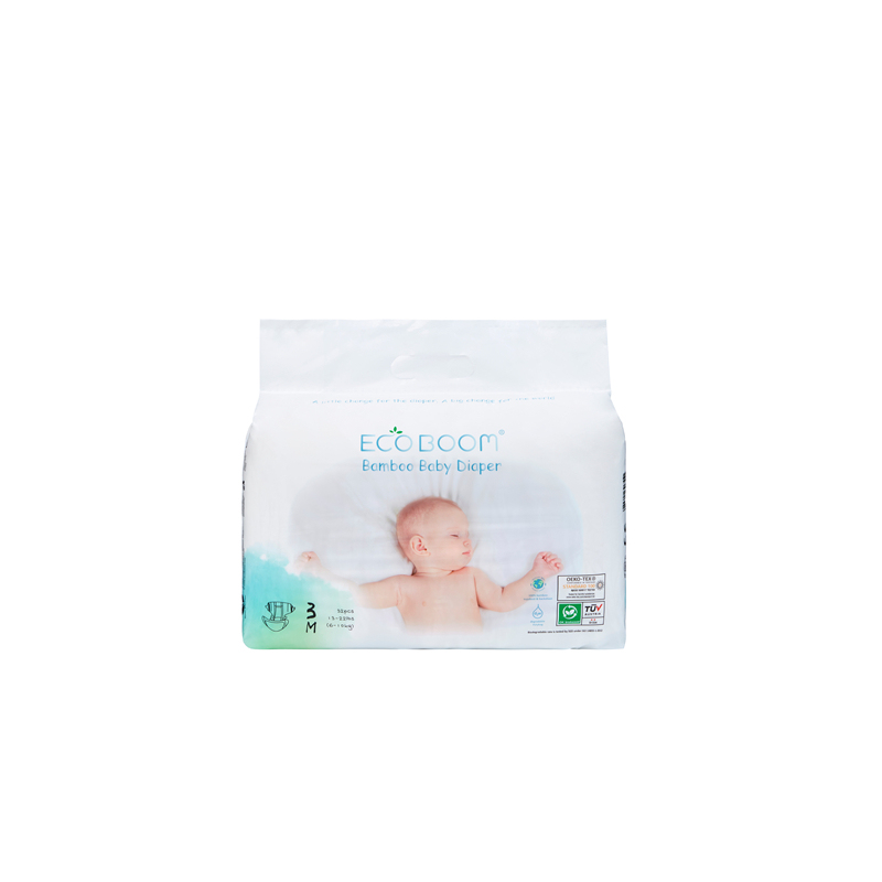 Baby Diaper Small Pack Soft Hypoallergenic Size M