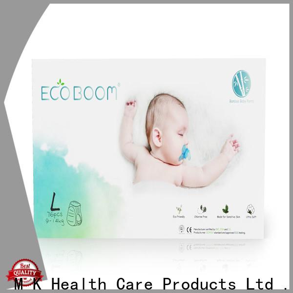 ECO BOOM rubber pants diaper factory