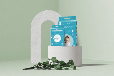 plant-based diapers