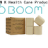 ECO BOOM eco leaf toilet roll suppliers