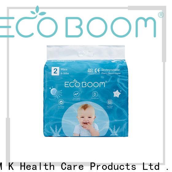 ECO BOOM eco-friendly diaper suppliers