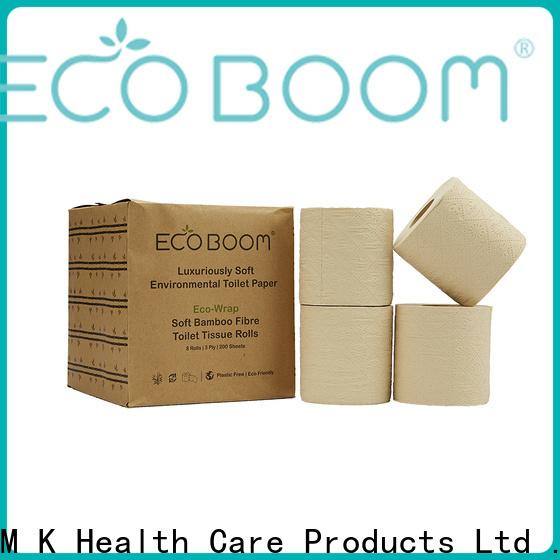 ECO BOOM eco toilet roll factory