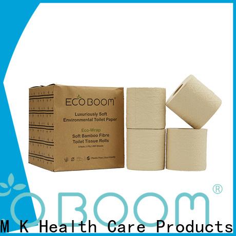 ECO BOOM Custom most eco friendly toilet paper distribution